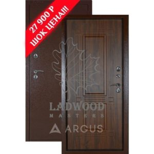 Стальная дверь АРГУС ТЕПЛО-2
