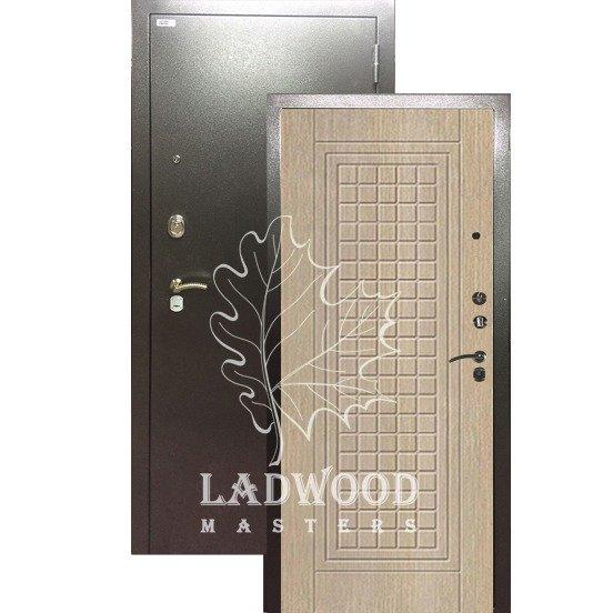 Стальная дверь БЕРЛОГА Альма Ларче