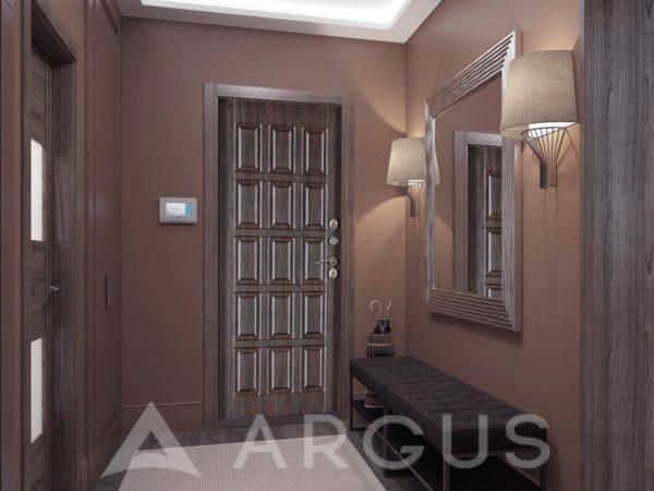 Стальная дверь АРГУС ТЕПЛО-4