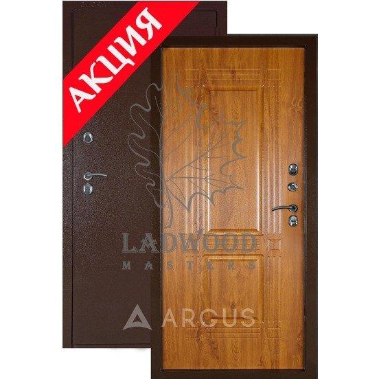 Стальная дверь АРГУС ТЕПЛО-1