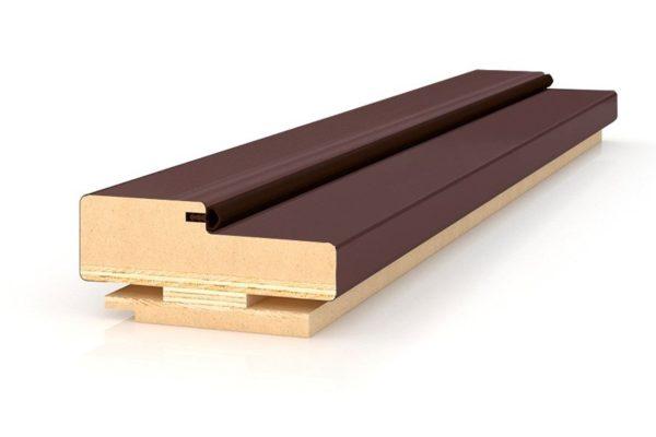 Коробка телескоп сендвич с уплотнителем 32*80*2070