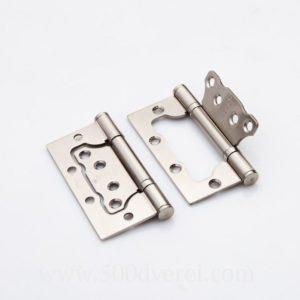 Петля стальная RENZ 100- 2BB FH SN без врезки