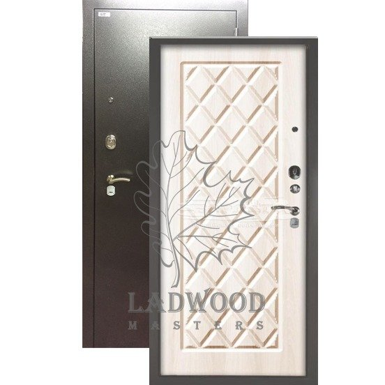 Стальная дверь БЕРЛОГА Чикаго Ларче
