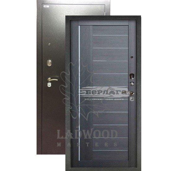 Стальная дверь БЕРЛОГА 3К ДИАНА