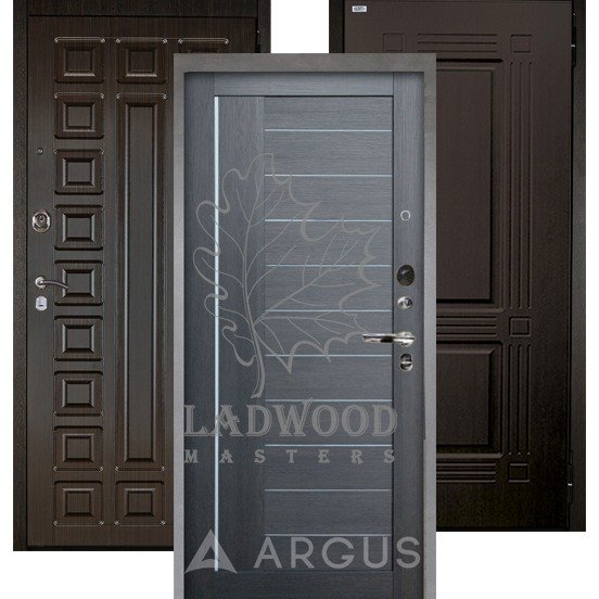 Стальная дверь АРГУС Люкс АС 2П Диана