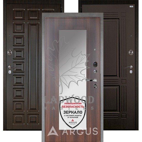 Стальная дверь АРГУС Люкс АС 2П МИЛЛИ