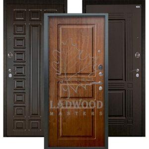Стальная дверь Аргус Люкс АС 2П Сабина