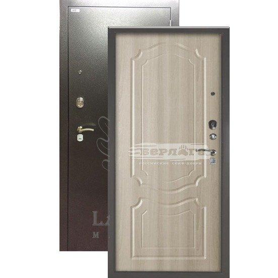 Стальная дверь БЕРЛОГА 3К Мишель Ларче