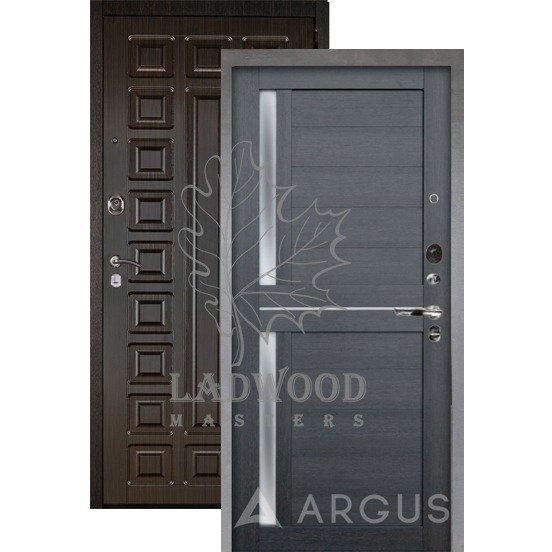 Стальная дверь АРГУС ЛЮКС АС 2П МИРРА