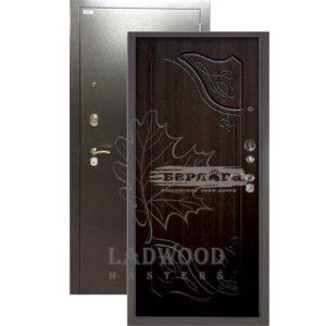 Стальная дверь БЕРЛОГА 3К ВЕСТА