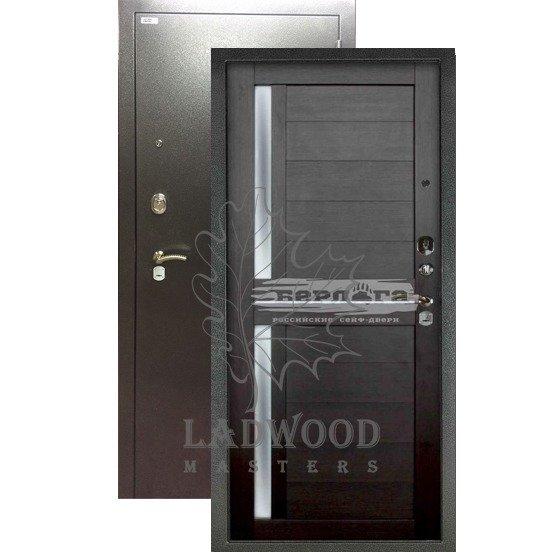Входная дверь Берлога 3К МИРРА Вельвет