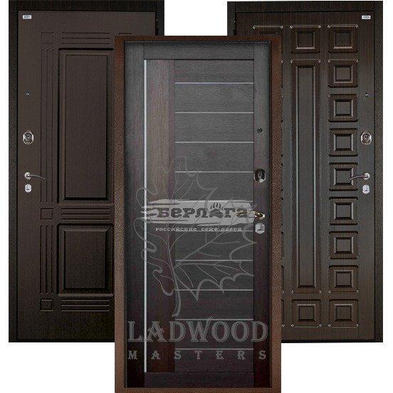 Стальная дверь Берлога Оптима+ Диана
