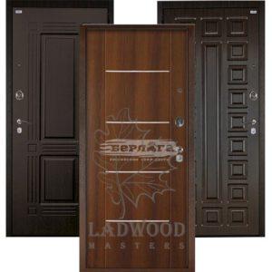 Входная дверь Берлога Оптима+ Руст