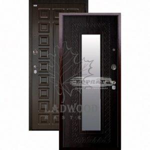 Стальная дверь Берлога Оптима+ Сенатор Викинг венге