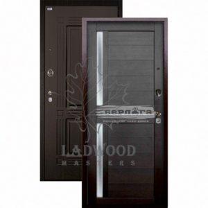 Стальная дверь Берлога Оптима+ Триумф Мирра вельвет