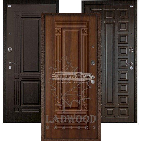 Стальная дверь Берлога Оптима+ Янина