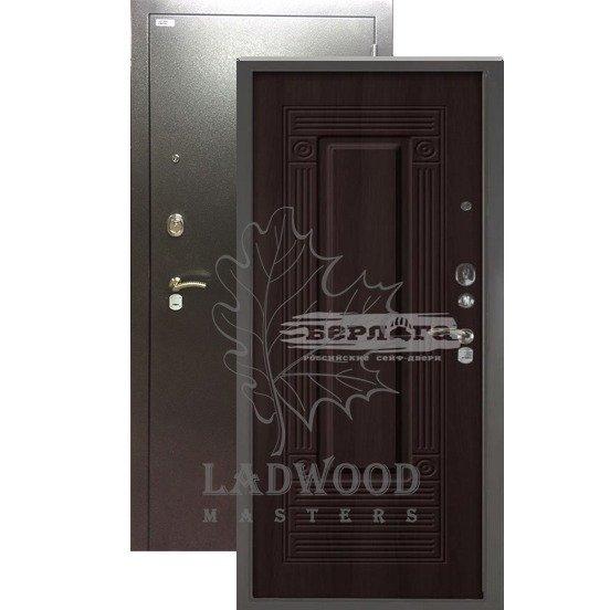 Стальная дверь БЕРЛОГА 3К Янина Венге