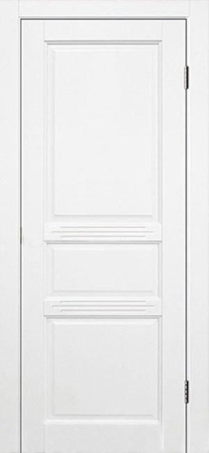 Дверь Аргус Джулия ДГ белый жемчуг