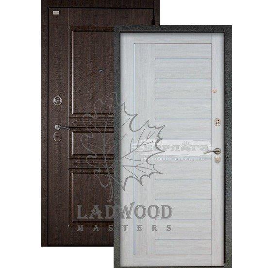 Входная Дверь Берлога 3К 2П Сабина Диана Буксус