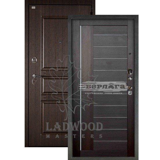 Входная Дверь Берлога 3К 2П Сабина Диана Вельвет