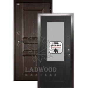 Входная Дверь Берлога 3К 2П Сабина Гала Венге