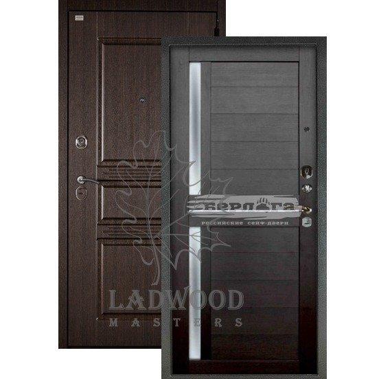 Входная Дверь Берлога 3К 2П Сабина Мирра Вельвет