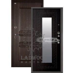 Входная Дверь Берлога 3К 2П Сабина Викинг Венге