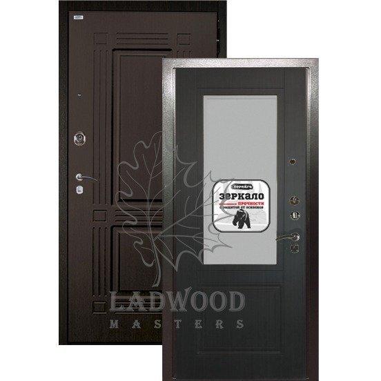 Входная Дверь Берлога 3К 2П Триумф Гала Венге