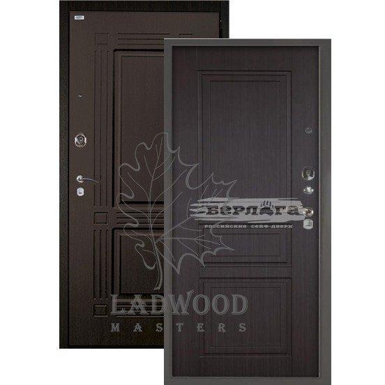 Входная Дверь Берлога 3К 2П Триумф Гаральд Венге