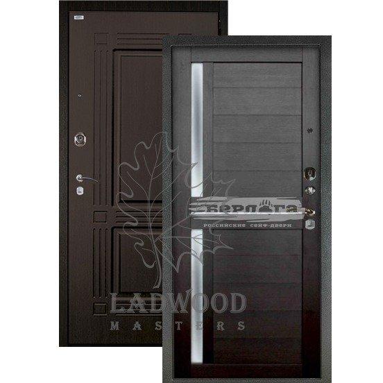Входная Дверь Берлога 3К 2П Триумф Мирра Вельвет