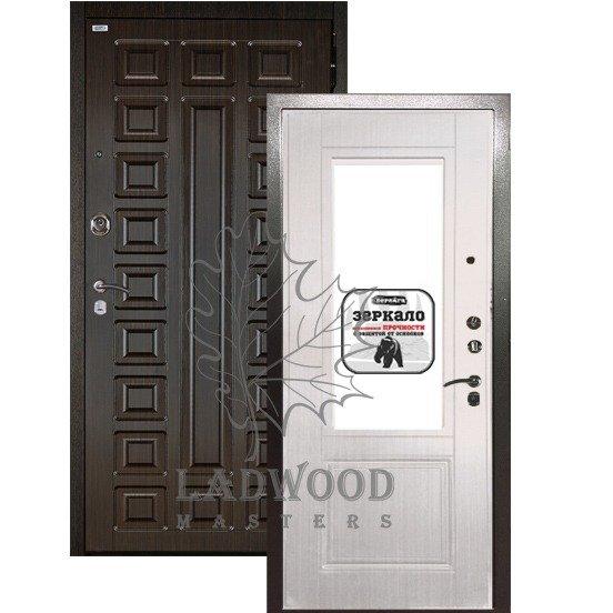 Входная дверь Берлога 3К 2П СЕНАТОР_ГАЛА Ларче