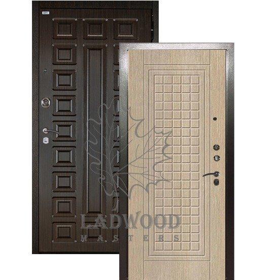 Входная дверь Берлога 3К 2П СЕНАТОР_Альма Ларче