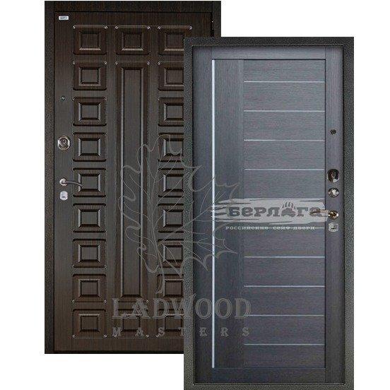 Входная дверь Берлога 3К 2П СЕНАТОР_ДИАНА Лунная ночь