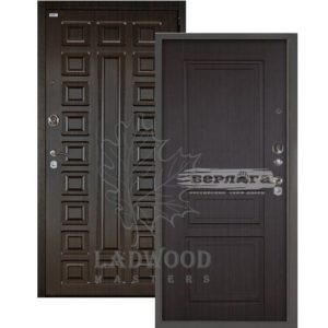 Входная дверь Берлога 3К 2П СЕНАТОР_Гаральд Венге