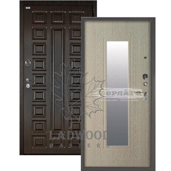 Входная дверь Берлога 3К 2П СЕНАТОР_Викинг Ларче
