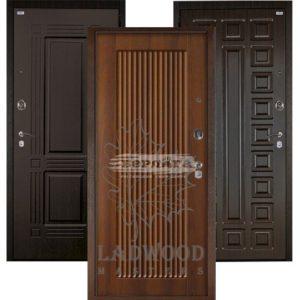 Стальная дверь Берлога Оптима+ БАГРАТИОН