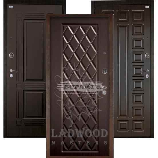 Стальная дверь Берлога Оптима+ Чикаго