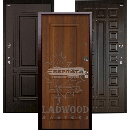 Стальная дверь БЕРЛОГА ОПТИМА+ ГАРАЛЬД