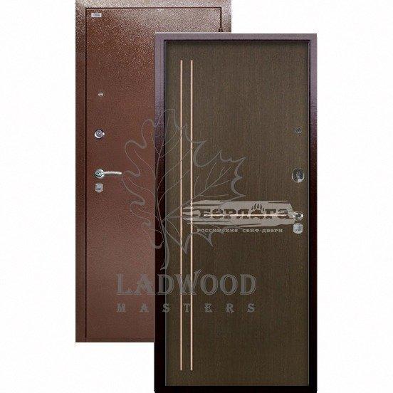 Входная дверь Берлога Оптима Мирта Венге