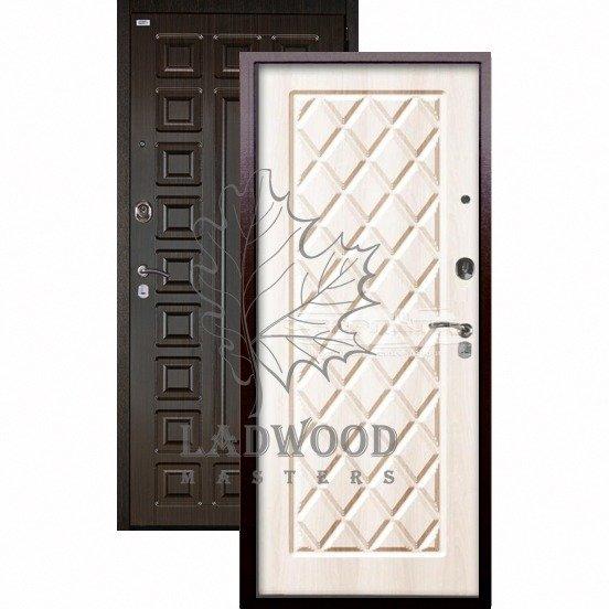 Входная дверь Берлога Оптима+ Сенатор Чикаго ларче