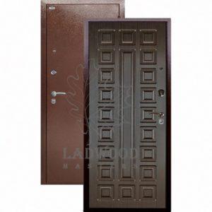Входная дверь Берлога Оптима Сенатор Венге
