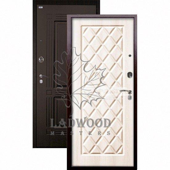 Входная дверь Берлога Оптима+ Триумф Чикаго ларче