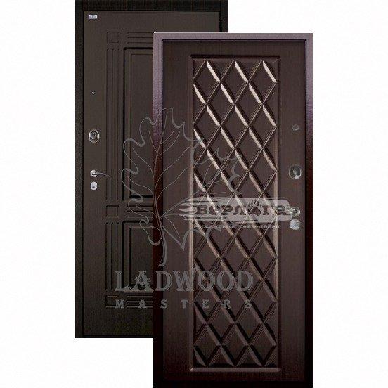 Входная дверь Берлога Оптима+ Триумф Чикаго венге