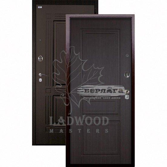 Входная дверь Берлога Оптима+ Триумф Гаральд венге