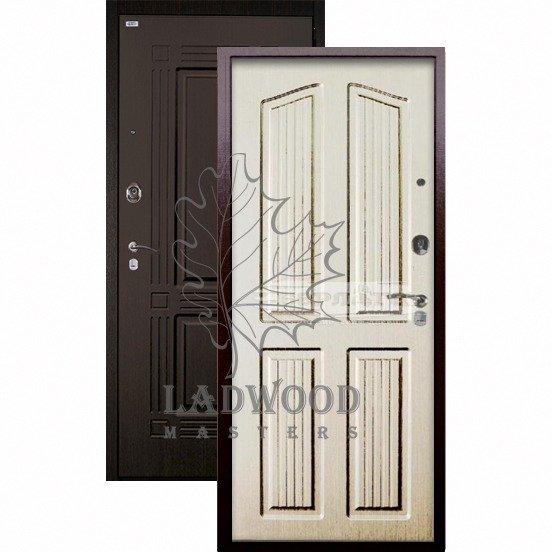 Входная дверь Берлога Оптима+ Триумф Лондон ларче