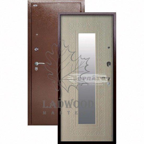 Входная дверь Берлога Оптима Викинг Ларче