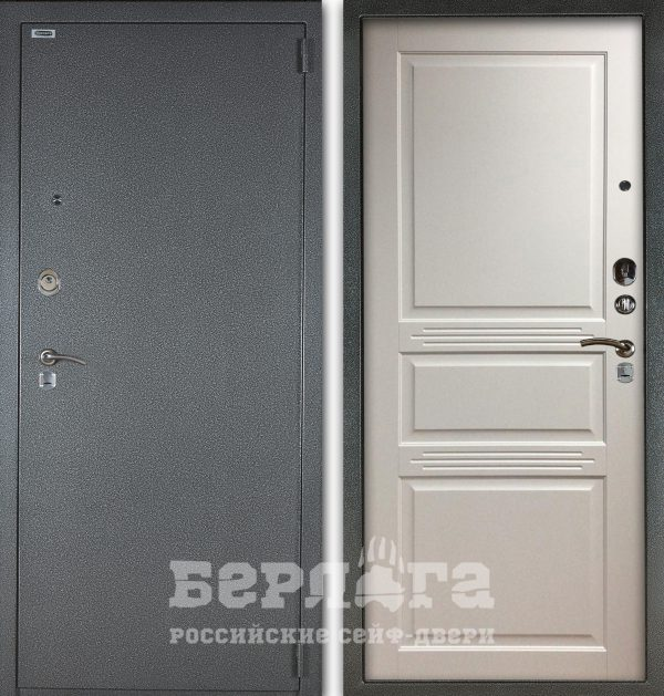 дверь Берлога 3К_Джулия-2 белый жемчуг