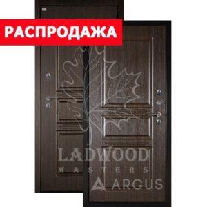 Дверь Аргус с терморазрывом Тепло-3