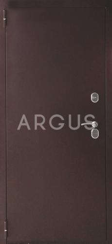 Аргус Аляска-1 Внешняя сторона