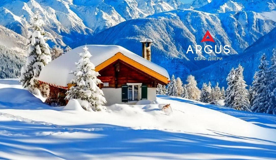 Аргус Аляска Новый терморазрыв